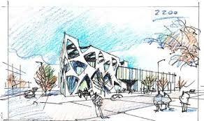 Resultado de imagen para bocetos arquitectonicos