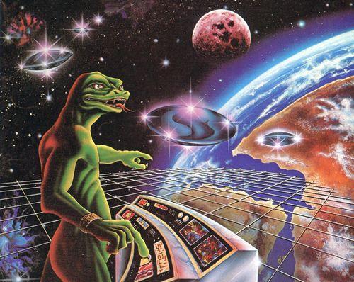 """Ας δούμε τι είναι οι """"ερπετοειδείς"""" γήινοι και εξωγήινοι - video"""