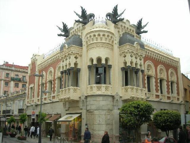 Casa de los Dragones (Ceuta)-ESPAÑA