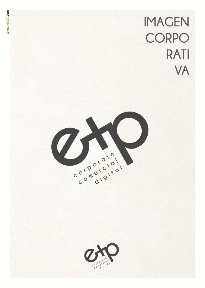 Logotipo de Etp Creado por Vinti7 http://vinti7.com/etp-logotipo/