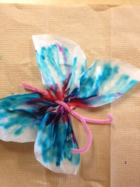 24 Best Images About Coffee Filter Crafts On Pinterest