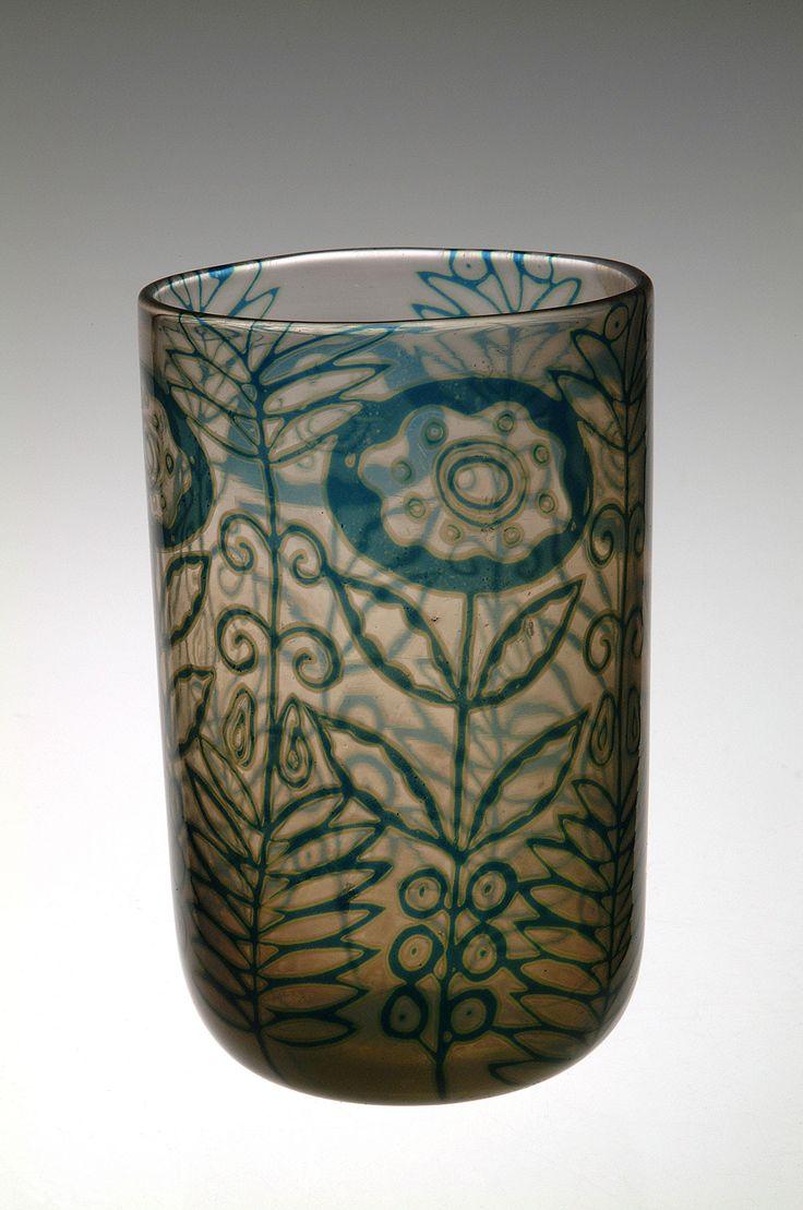 Simon Gate, 1917, Graal vase.