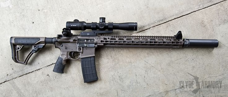 A Daniel Defense DDM4V11 in MILSPEC+ |CLYDE ARMORY|