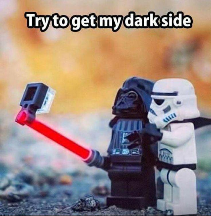 In a galaxy far far away, Star Wars