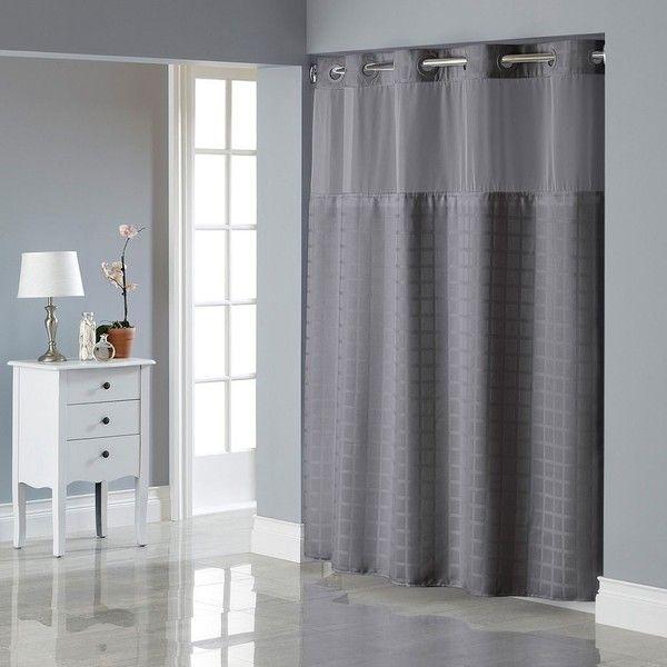Best 25+ Gray Shower Curtains Ideas On Pinterest