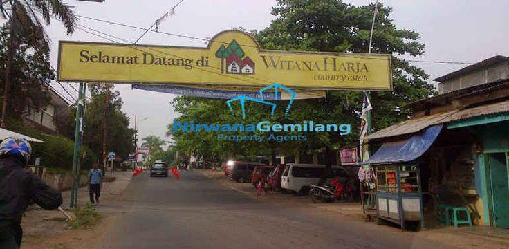 Jual rumah modern di pamulang, WitanaHarja Residence rumah Eksklusif di 2015, Dekat Dengan Giant Pamulang, Pamulang Square, Kampus UNPAM, Kantor Walikota Tangerang Selatan dan Polsek Pamulang.