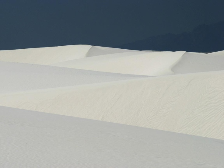 White Sands Dunes National Park, New Mexico