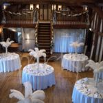 Ostrich Feather Wedding Decor | So.. Lets PARTY!!