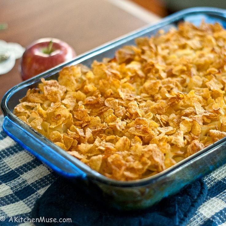 Noodle Kugel | Noodles | Pinterest