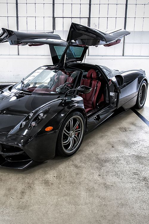 Pagani Huayra   About As Close To Handmade As Youu0027re Likely To Get In
