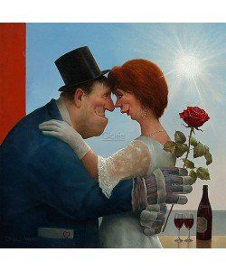 Marius van Dokkum, The farmer is getting married