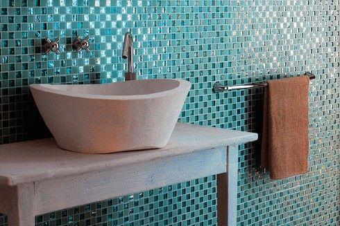 Nice mosaic tiles