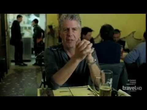 NoReservations - Anthony Bourdain Naples,Italy