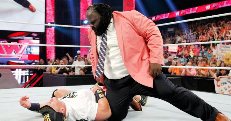 Mark Henry: 'I am not retired'      The man himself addressed reports which have been flying around the web. No word on the color of his blazer while he was giving these quotes, though. https://www.cagesideseats.com/wwe/2018/1/17/16903686/mark-henry-i-am-not-retired-addresses-retirement-rumors?utm_campaign=crowdfire&utm_content=crowdfire&utm_medium=social&utm_source=pinterest