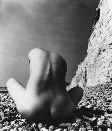 Bill Brandt. East Sussex. 1977.