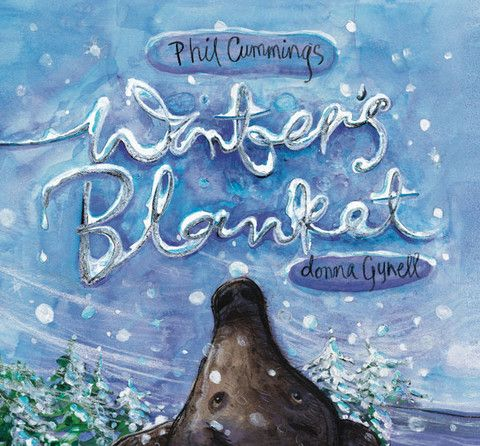 'Winter's Blanket' - A #childrensbook with #words by #PhilCummings and #illustration by #DonnaGynell. When an #Autumn #leaf lands on Lilly's nose her mother tells her that #Winter is creeping in. Lilly has never seen Winter; she has a lot of questions. Winter's Blanket is a #story of #innocent #discovery and a story full of hope, knowing that, no matter how harsh a winter may be ... #Spring will always follow.