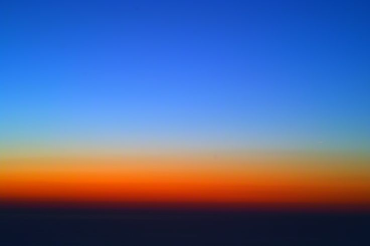 Rayleigh scattering in Blue Sky