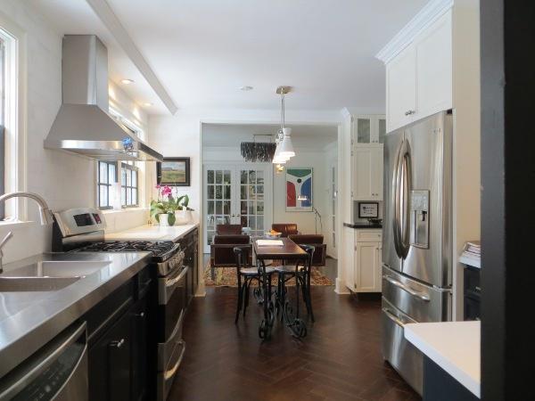 update 50 year old kitchen