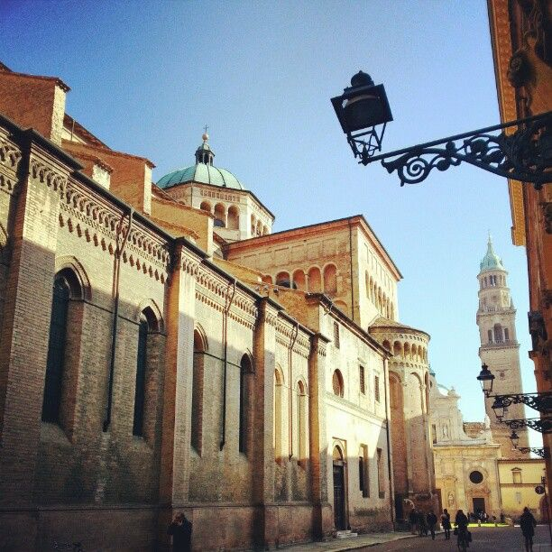 Parma - Instagram by @amiciamici