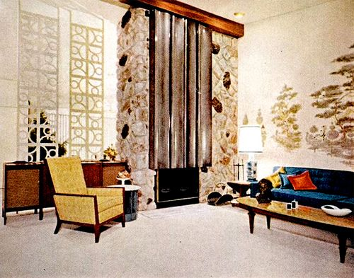 17 Best Images About 1960s Living Room On Pinterest The