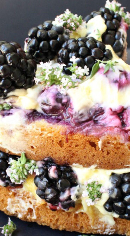 Mary Berry Lemon Cake With Mascarpone