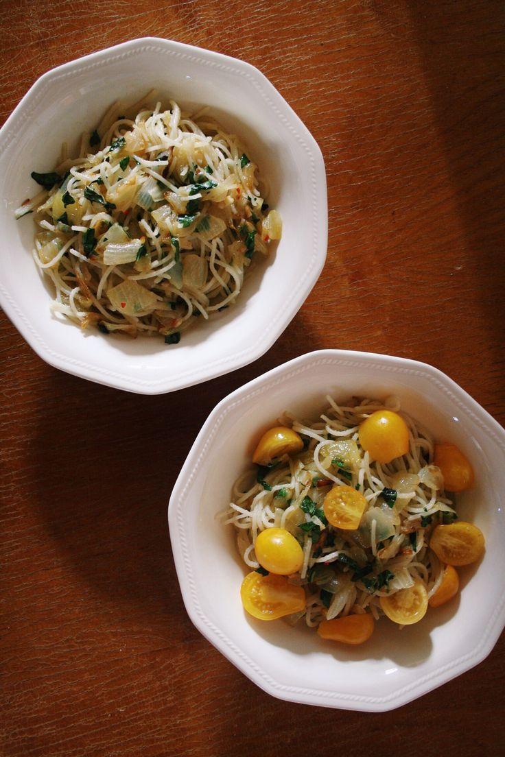 Spaghetti à la Chef