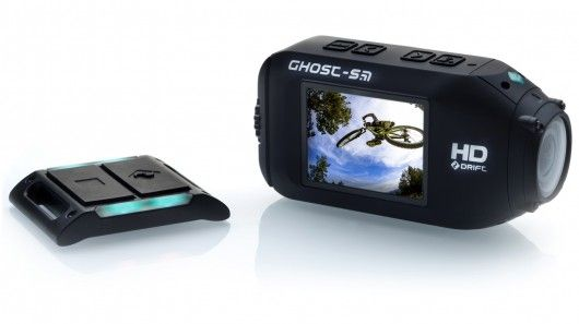 Drift Innovation first brought us the HD170 actioncam, followed by the smaller Drift HD, and then the upgraded Drift HD Ghost. Now it's taken another step forward, with the Drift Ghost-S.