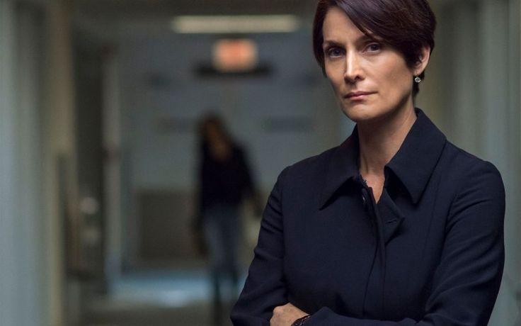 Marvel's Jessica Jones Lawyer - Jeri Hogarth played by Carrie-Anne Moss