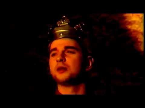 ▶ Depeche Mode - Enjoy The Silence (Official Music Video) - YouTube
