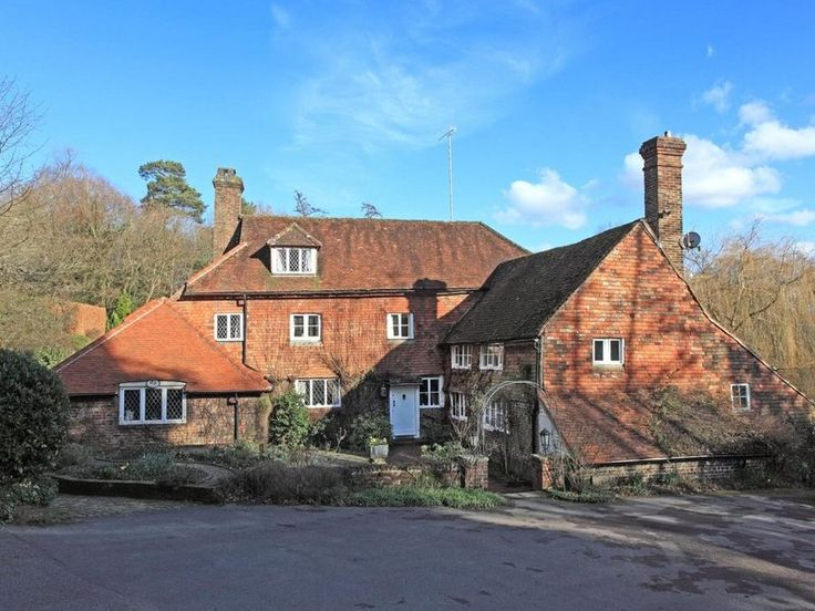 """Cotchford Farm - just call it """"the house on Pooh Corner"""". 