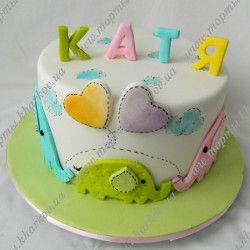 Торт для девочки.