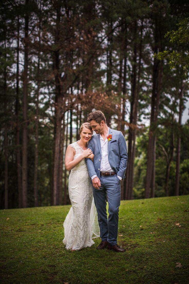 Nicole & Rob   Byron Bay Wedding Photographer   Verandahs, Coorabell