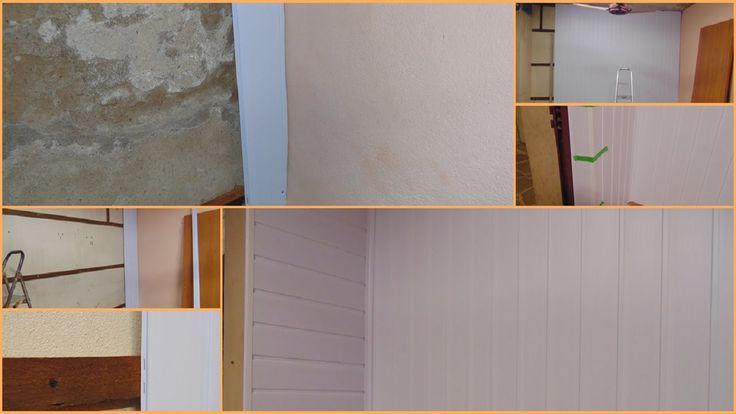 351 - DICAS - Revestimento de parede úmida com forro de PVC