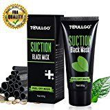 #4: Peel Off Mask Black Mask Blackhead Mask ToullGo Purifying Peel Off Mask Deep Clean Blackhead/Farewell Strawberry Nose Suction Black Mask For Face Nose Acne Treatment Oil Control (60g)