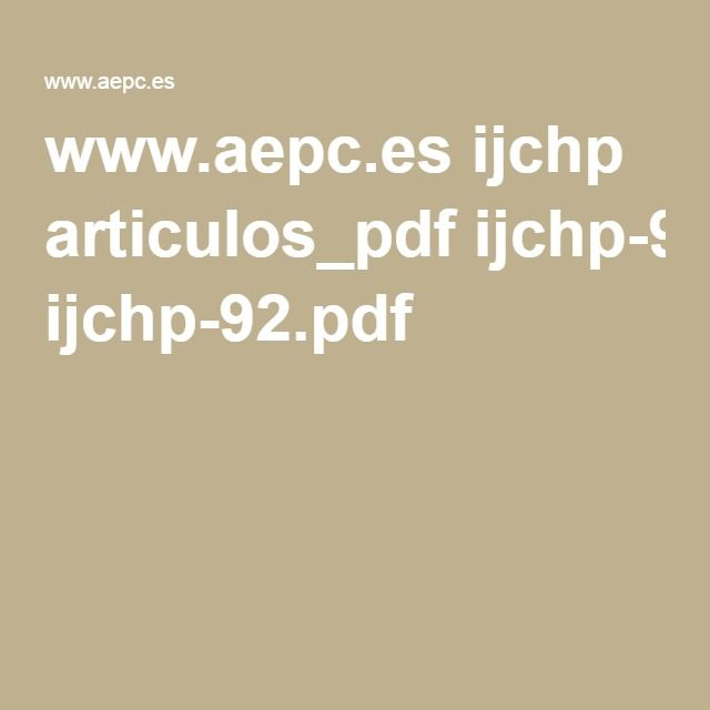 www.aepc.es ijchp articulos_pdf ijchp-92.pdf