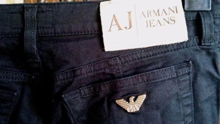 ARMANI JEANS MENS PANTS Size 30 #ArmaniJeans #CasualPants