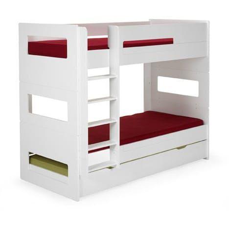 25 parasta ideaa lit superpos pas cher pinterestiss - Lit superpose avec escalier pas cher ...