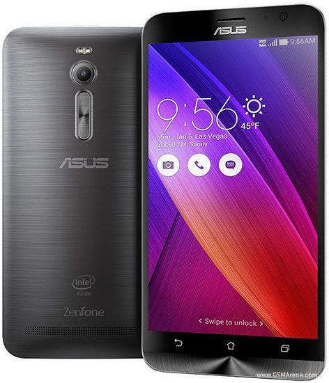ASUS ZenFone 2 ZE551ML  4 gigs of RAM and 32 gigs of ROM