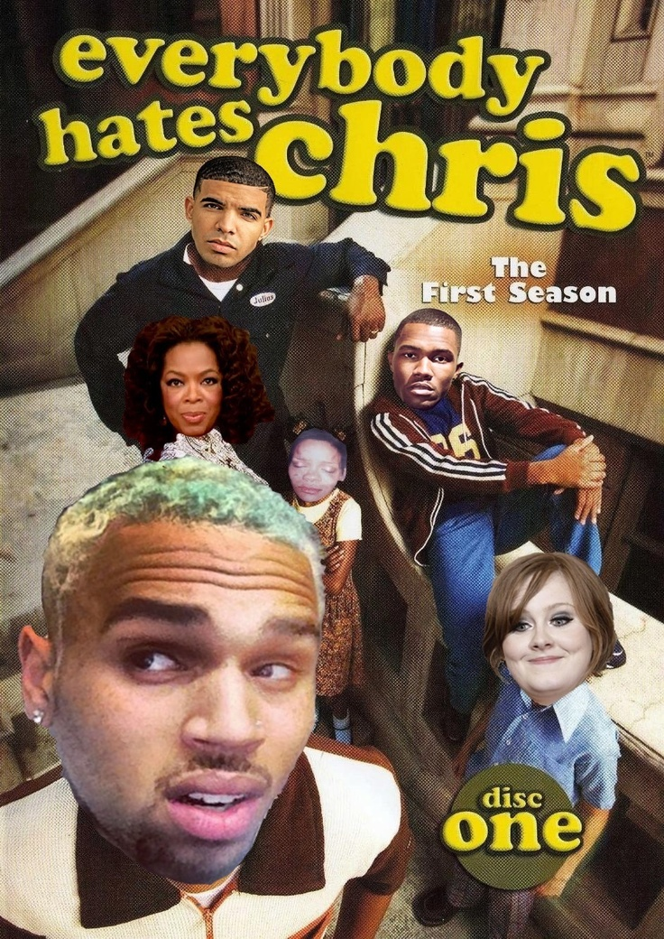 everybody hates chris By: tim gibson / george mason university everybody hates chris one of the best things i've seen on television recently was shot from the perspective of a garbage can.