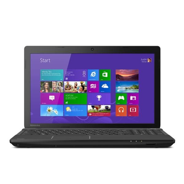 Toshiba Satellite C50-ABT2N12 Customizable - customizable with choice of: Operating System: Windows 7 Home Premium (64-bit), Windows 7 Professional; Processor: Intel 1005M, 2020M, i3-3110M,... More Details
