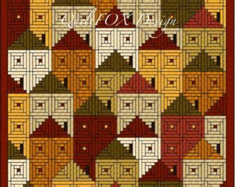 Southwest Quilt Pattern Southwest quilt Nativ by QuiltPatterns