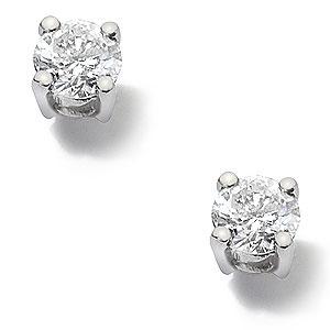 Diamond earings. Diamonds In Style. See more...