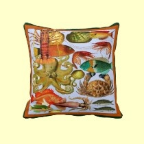 SeaLife pillows by seaskys