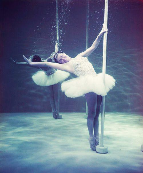 esther williams, underwater ballet