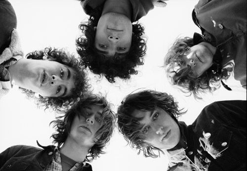 """The Strokes from New York - I still can't believe it's been over ten years since """"Is This It?"""" was released….!    Featuring Julian Casablancas, Nick Valensi, Albert Hammond, Jr., Nikolai Fraiture and Fabrizio Moretti"""