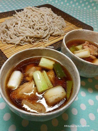 鶏南蛮そば、、、ある日の晩ごはん☆ by nonoさん   レシピブログ ...