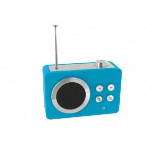 LA 69 - MINI DOLMEN RADIO - Turquoise On sale!  $40.00