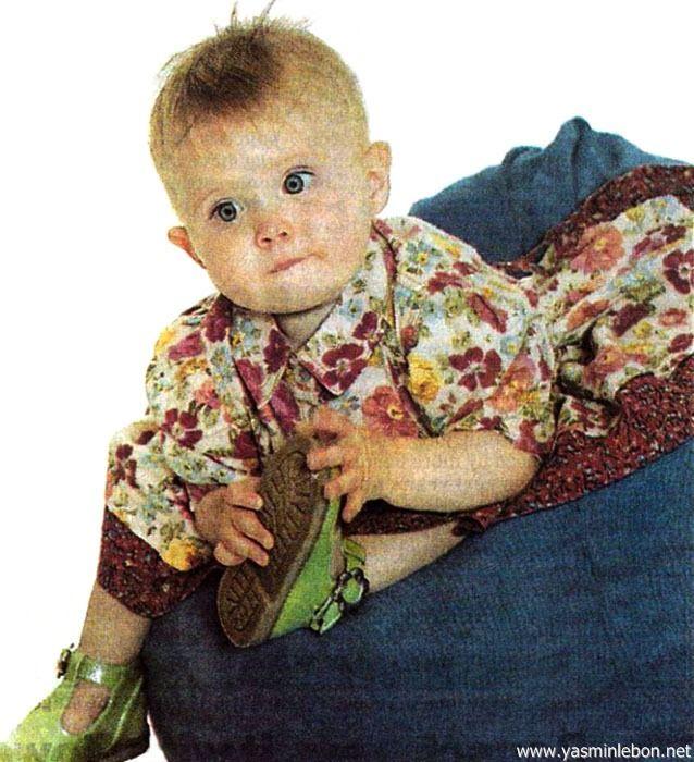 Tallulah Le Bon 1995 buckle my shoe