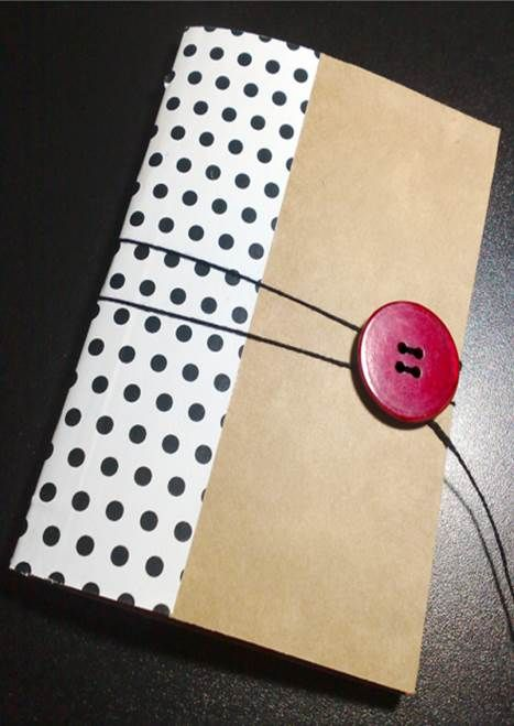 Transforme caixas de cereais em blocos de notas criativos