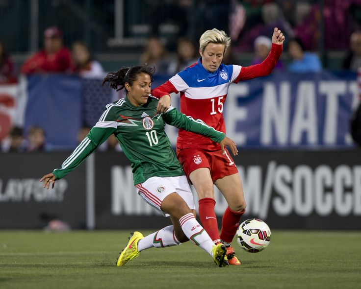 2014 CONCACAF Women's Championship in Focus: Mexico v U.S. Soccer  Tonight@730pm Fox Sports 1 #USAvMEX
